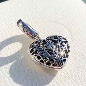 Pandora Opening Heart Locket Charm